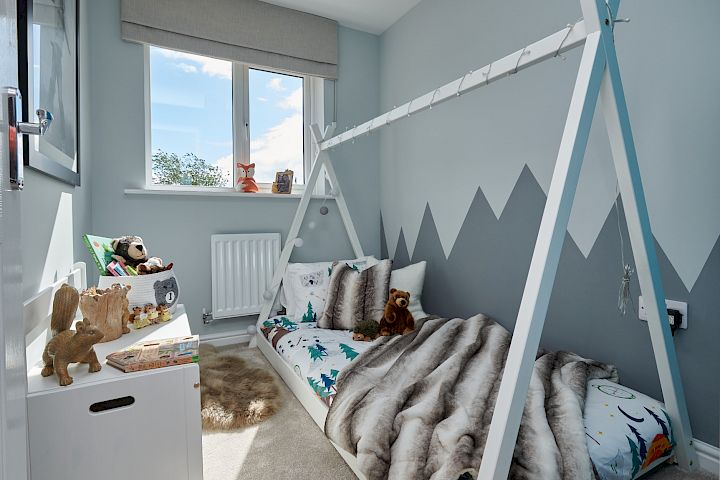 Kilkenny children's bedroom Gleeson
